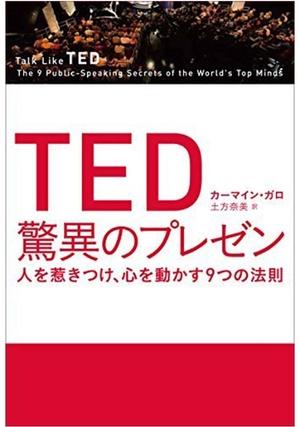 TED 驚異のプレゼン